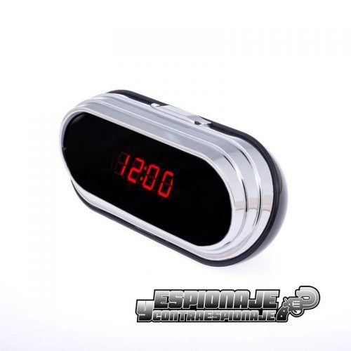 despertador cámara oculta
